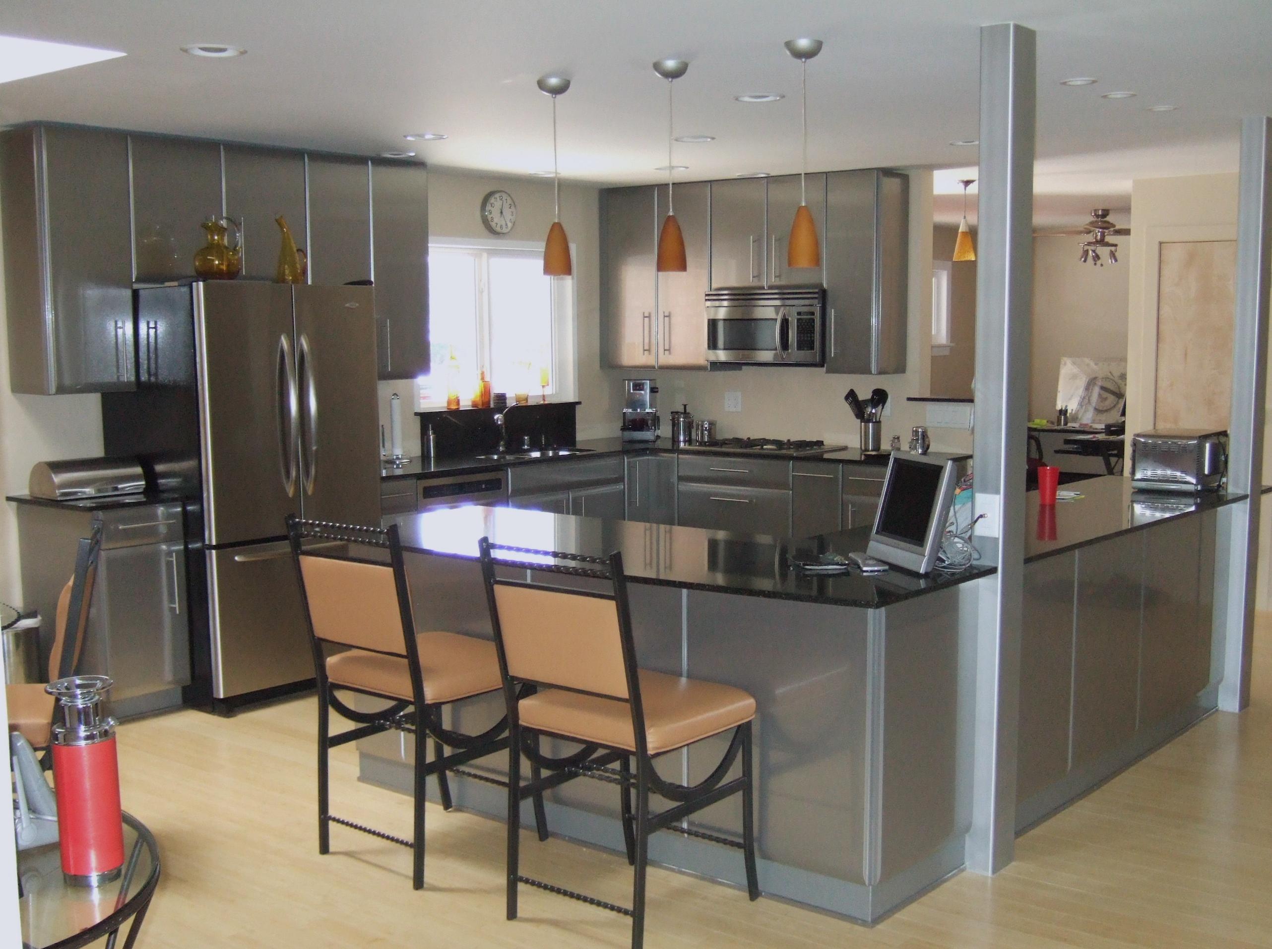 Stainless Steel Kitchen Cabinets | SteelKitchen