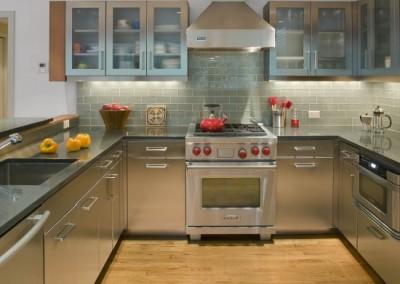 Stainless Steel Cabinets | SteelKitchen