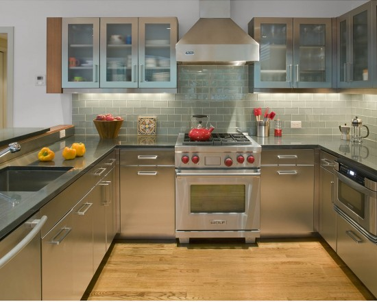 Stainless Steel Kitchen 14
