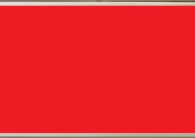 "1/2"" Frame Euro Red"
