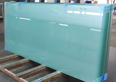 acid edged glass