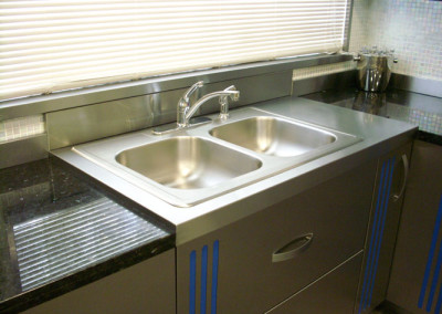 Stainless Steel Top Mount Sink