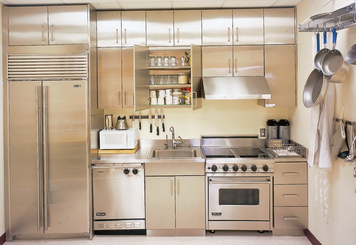 kitchen counter cabinet stainless steel kitchen cabinets steelkitchen 3429