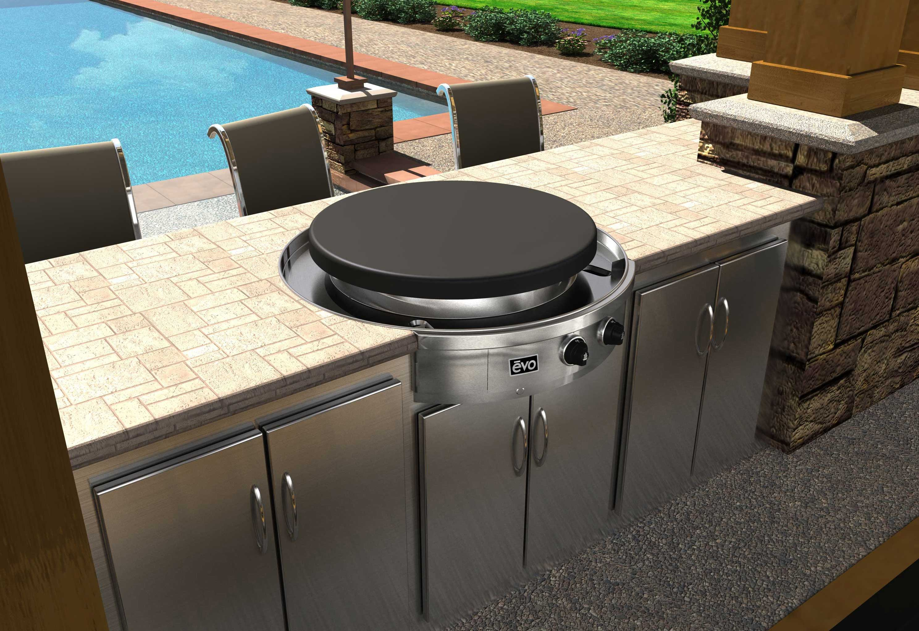 stainless steel outdoor kitchens | steelkitchen