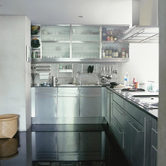 Stainless Steel Kitchen Cabinets Steelkitchen