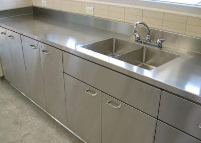 Stainless Steel Islands And Countertops