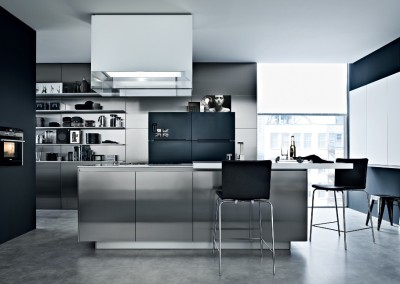 Stainless Steel Residential Kitchens