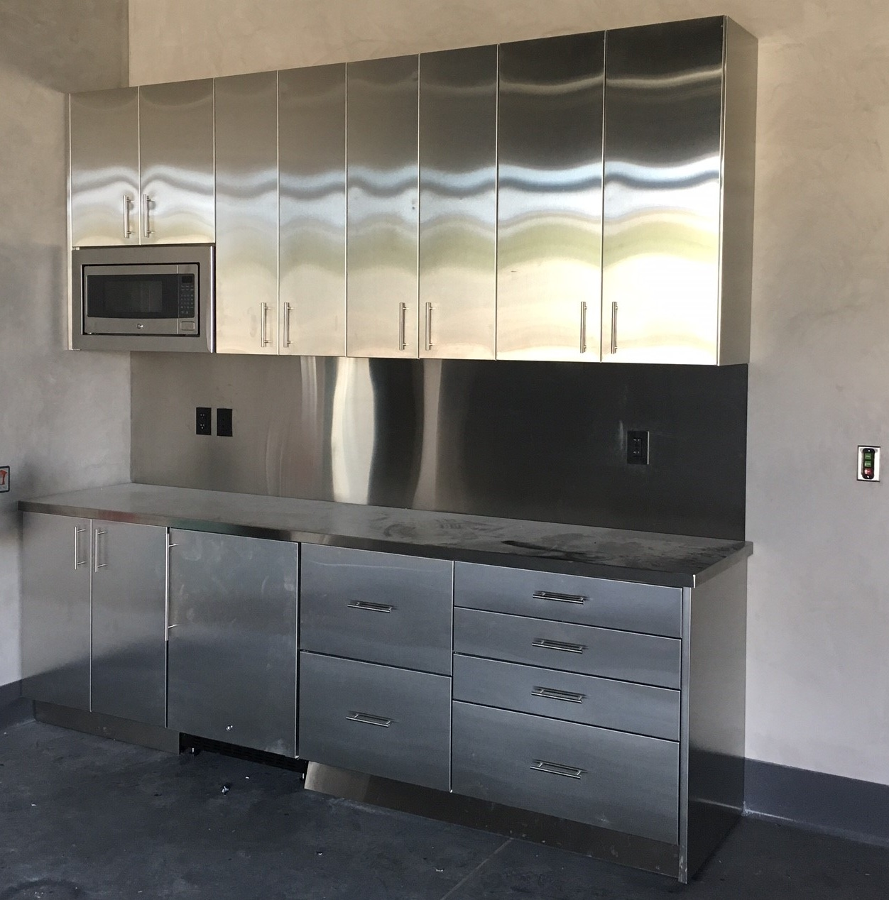 Commercial Kitchen Cabinets Stainless Steel commercial kitchen cabinets. | SteelKitchen