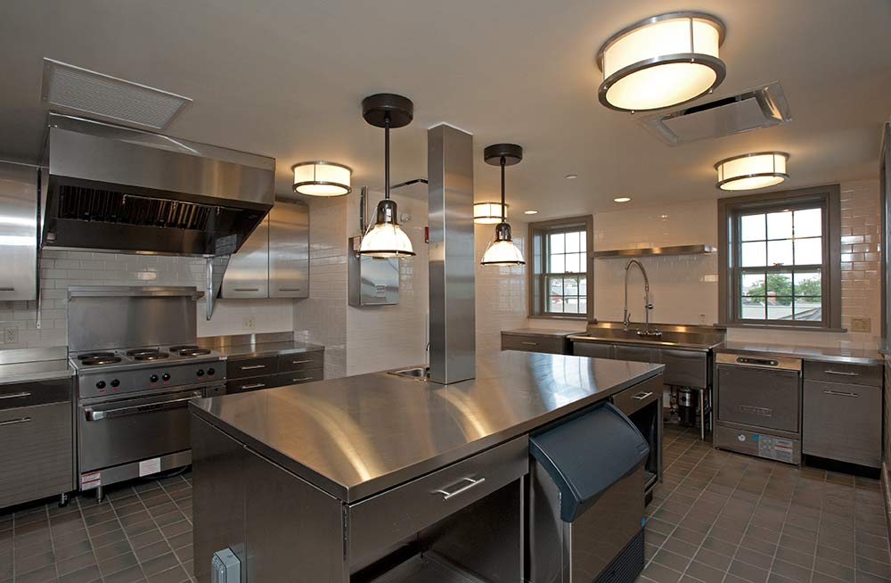 kitchen design for catering business stainless steel kitchens steelkitchen 215