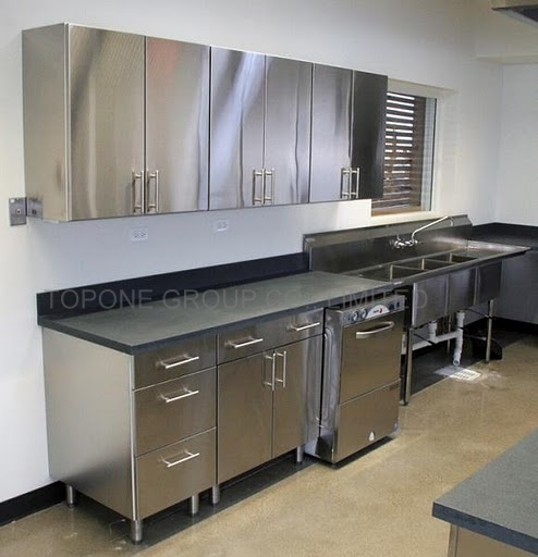 commercial kitchen cabinets stainless steel stainless steel kitchens steelkitchen 13751