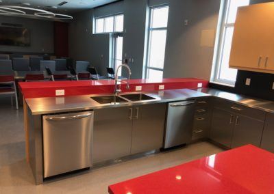 commercial fire stations kitchen cabinets