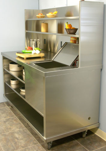 commercial kitchen cabinets stainless steel stainless steel kitchen cabinets steelkitchen 13751