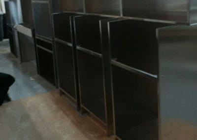 Boxes ready