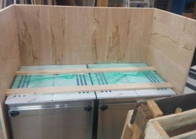Crating Process