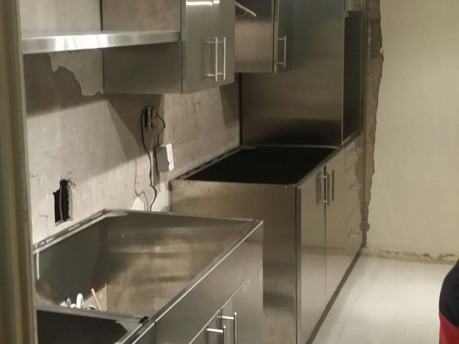 Stainless Steel Kitchen Remodeling in Sunrise Florida