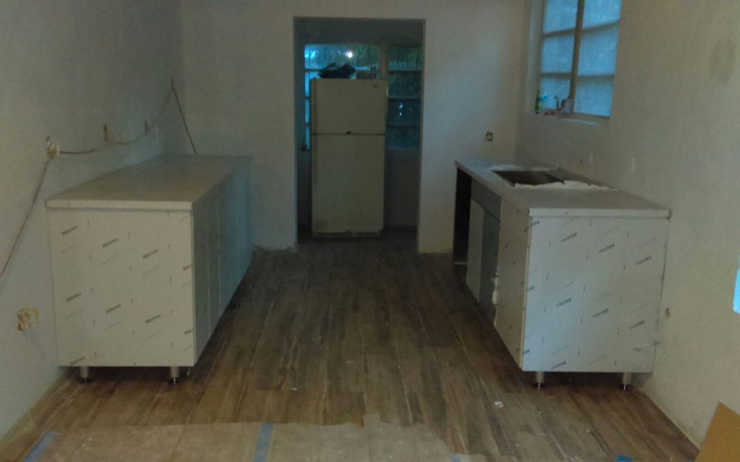 Miami Condo Kitchen Remodeling at Biscayne Blvd