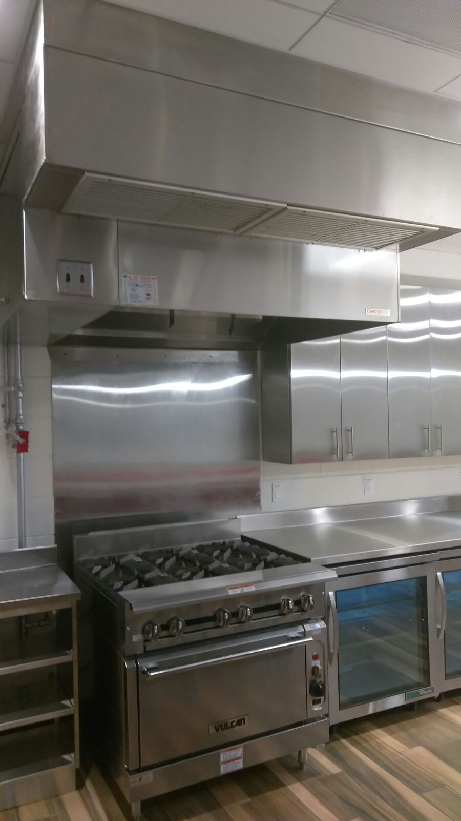 Stainless Steel Commercial Kitchen Cabinets Steelkitchen