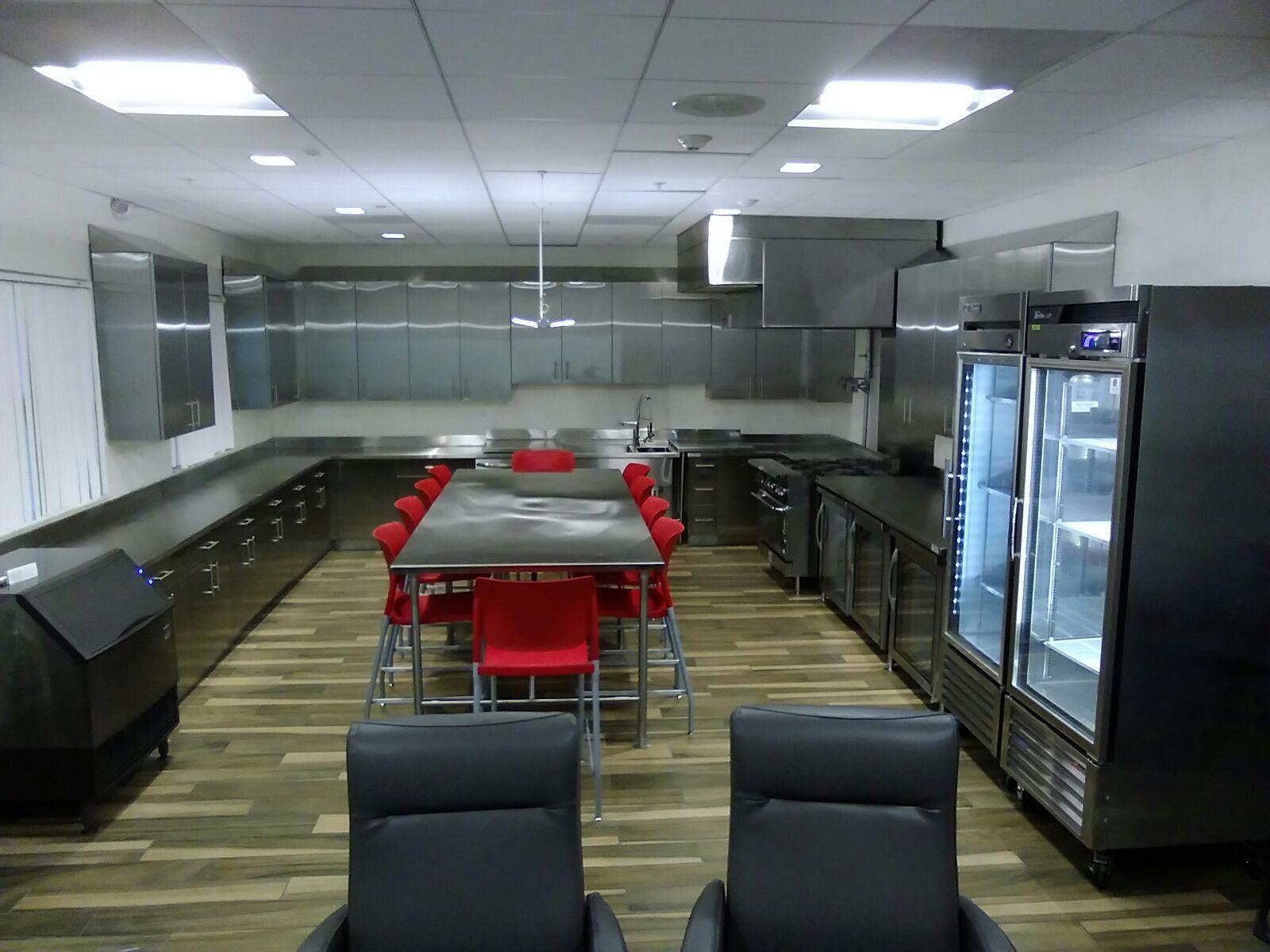 Stainless Steel commercial kitchen cabinets. | SteelKitchen