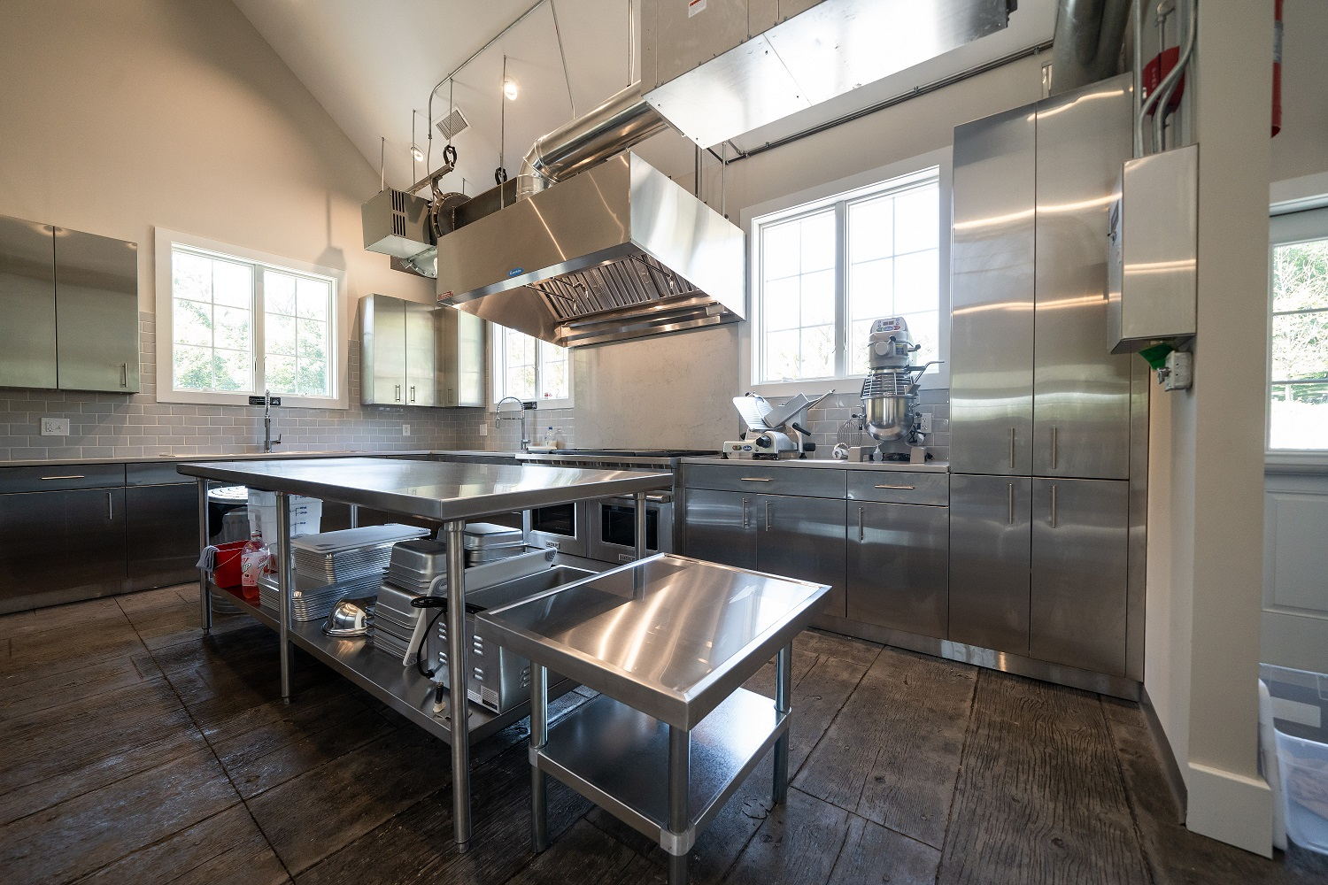 Stainless Steel Commercial Catering Kitchen | SteelKitchen